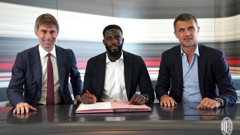 Тимуе Бакайоко отново е футболист на Милан