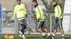 Титуляр в Реал изгоря за Малага