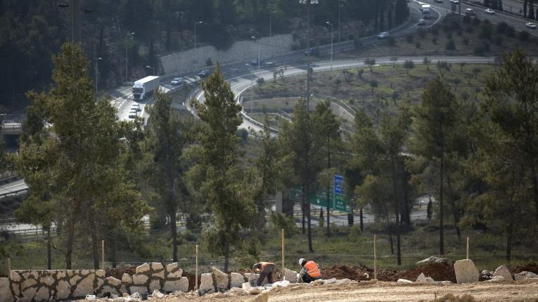 Израел одобри нови 2 500 жилища на Западния бряг, Палестина иска действия от света