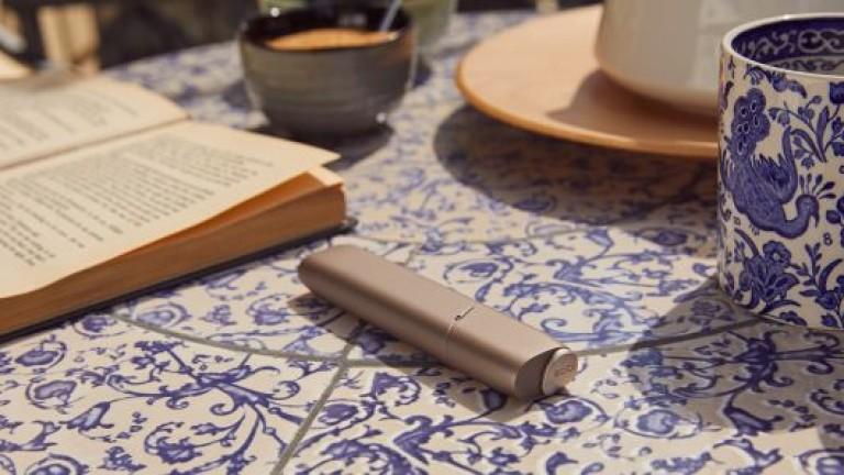 Philip Morris International представи две нови версии на устройството за
