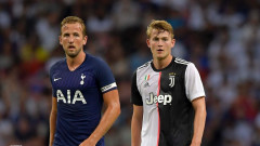 Де Лихт: Роналдо не беше основният фактор да дойда в Ювентус