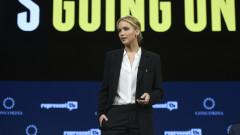 Дженифър Лорънс разкрива интриги около изборите в Щатите