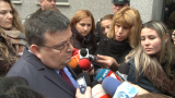 Цацаров обеща да разследва начина на задържане на Гуцанов