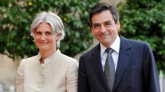 Медиите взеха на прицел съпругата на Франсоа Фийон