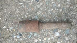 Унищожиха невзривена граната от мазе в Кюстендилско