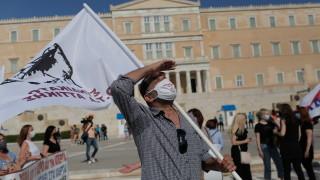 Хиляди гърци излязоха на протест срещу трудовата реформа