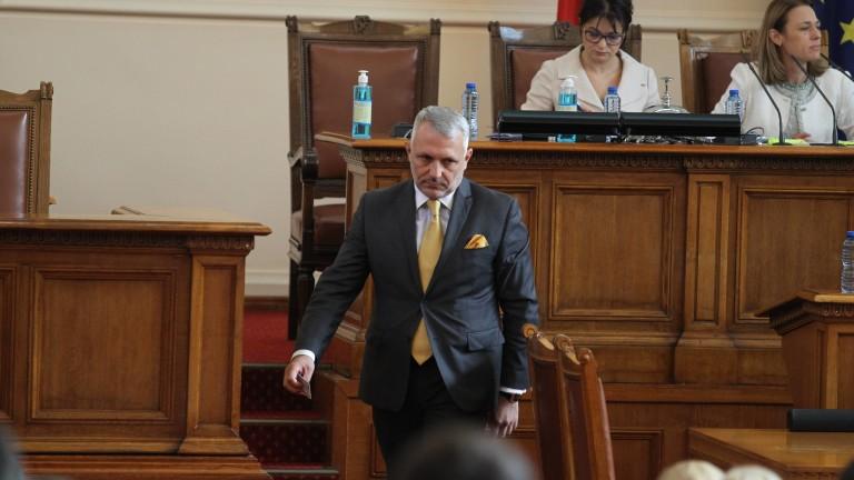 Хаджигенов видя умишлено свикване на комисиите по едно и също време