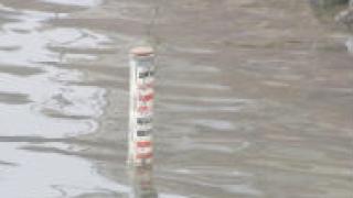 Ежедневно следят нивото на реките в Нови Искър