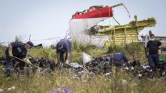 """Ракетата, свалила самолета MH17, е била """"твърде бърза за руския радар"""""""