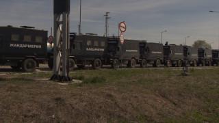 Полиция и жандармерия охраняват насаждения в Кюстендилско