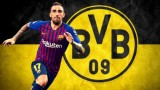 Пако Алкасер в Дортмунд от днес, Барса прибира 2,5 милиона евро от наема