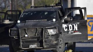 11-годишен ученик откри стрелба в училище в Мексико