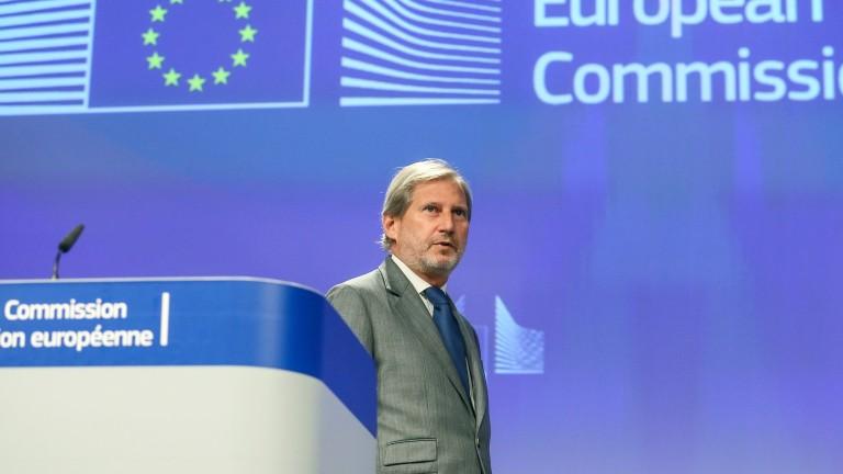 ЕС иска споразумение между Косово и Сърбия до средата на 2019 г.