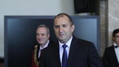 Румен Радев очаквал от Борисов да озапти беквокалите си