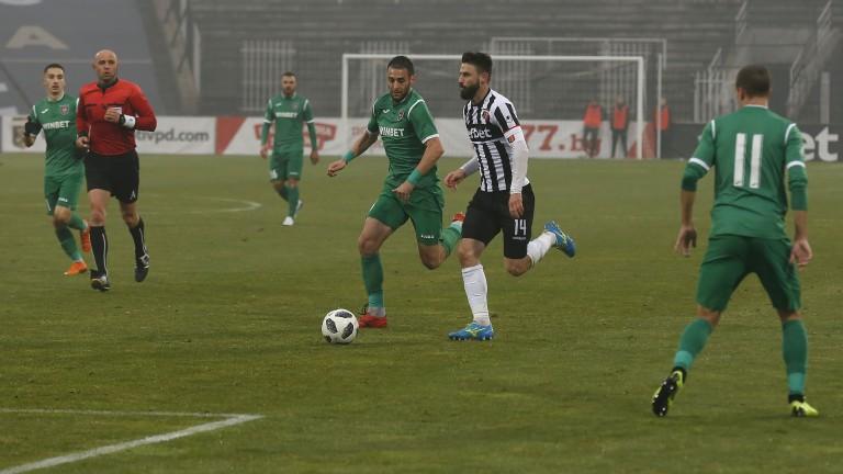 Димитър Илиев е Футболист на годината на Локомотив (Пловдив)