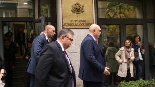 Сотир Цацаров: Антикорупционната комисия няма нужда от нови правомощия