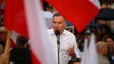 Полша избира президент