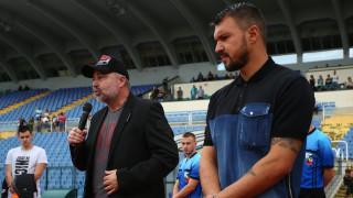 Валери Божинов: Щом Стойчо успя с ЦСКА, защо Мъри да не го направи с Левски?!