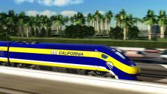 Ще се провали ли $100-милиардният жп проект на най-богатия щат в САЩ?