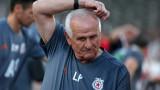 Люпко Петрович: Продължавам да помагам на ЦСКА