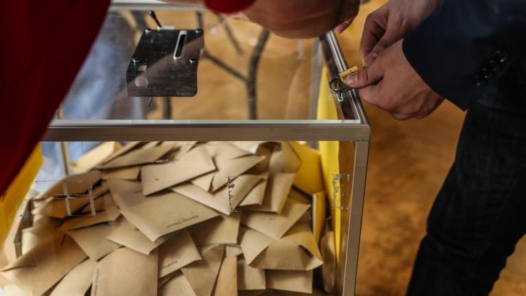 Зелена вълна заля Франция на местните избори в неделя, поемайки