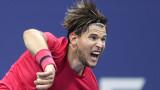 След над два часа и половина качествен тенис: Доминик Тийм се класира за втория кръг на Australian Open