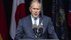 20 г. от 9/11: Джордж Буш притеснен за бъдещето на САЩ заради разединението им