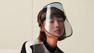 Louis Vuitton пуска луксозни предпазни маски за 1000 долара