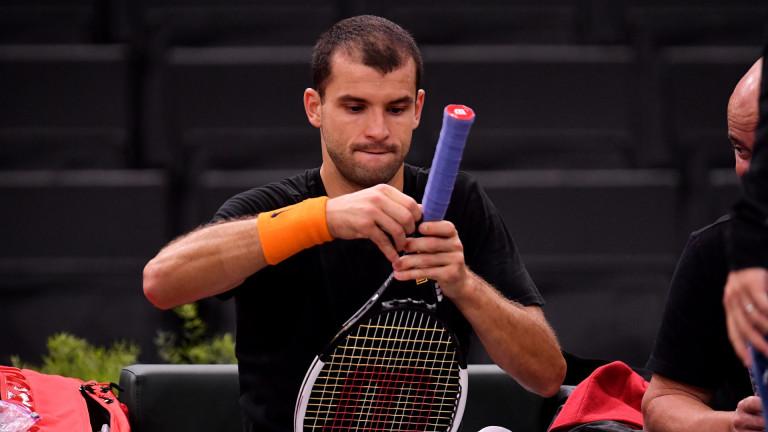 Григор Димитров: Разбира се, че тенисът пречи на личния ми живот