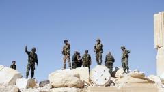 Бунтовници свалиха сирийски боен самолет южно от Алепо, хванаха пилота