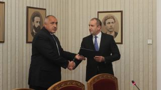 Радев vs. Борисов - рунд първи