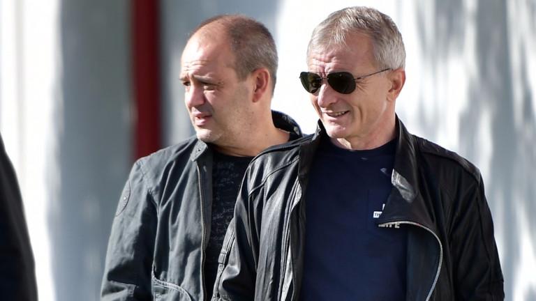Гриша Ганчев уреди юноши на ЦСКА за Китай