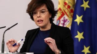 Мадрид с първи опит да блокира кандидатурата на Пучдемон за лидер на Каталуния
