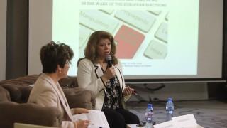 Евроизборите показали безразличието на гражданите според Йотова