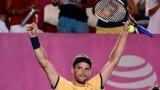 Григор Димитров победи Стив Джонсън в Лос Кабос със 7-6(4), 4-6, 7-6(5)