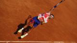 Григор Димитров се записа за ATP 250 в Антверпен