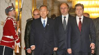 Съветвайте Северна Африка, призова от София Бан Ки-мун