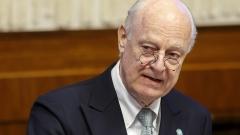И ООН подкрепя мирния процес за Сирия
