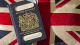 През март Великобритания издава сини паспорти за първи път от 30 г.