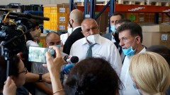 Борисов не вижда нищо укоримо в чатовете, усеща укорима истерия