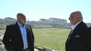 """Бойко Борисов: Обещавам на """"Колежа"""" да се играе финал на европейски турнир на УЕФА"""