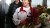 Станка Златева със сребърен медал в Лондон