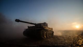 Коя е държавата с най-много танкове в света?
