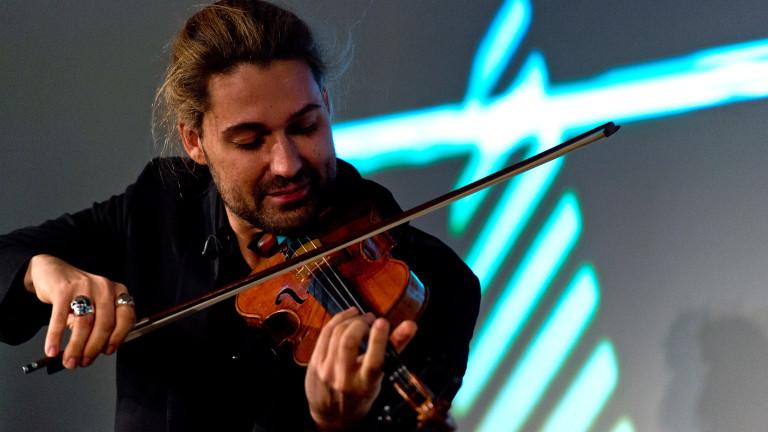Концертът на Дейвид Гарет с нова дата