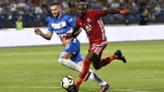 """ЦСКА го направи! Храбрите """"армейци"""" смълчаха Осиек и продължават напред в Лига Европа!"""