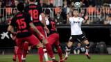 Валенсия и Атлетико (Мадрид) завършиха 2:2 в мач от Ла Лига