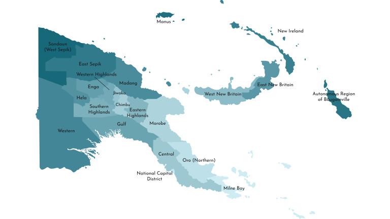 Автономният регион Бугенвил гласува за независимост от Папуа Нова Гвинея,