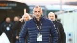 Антони Здравков: Футболистите ми се видяха малко тромави, ще наваксваме