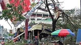 САЩ изпращат още два самолета в Мианмар