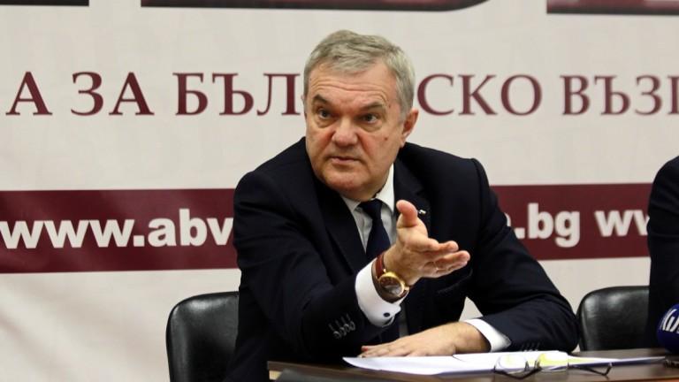 АБВ: Докато Борисов си пълни чекмеджето, мигранти заливат страната